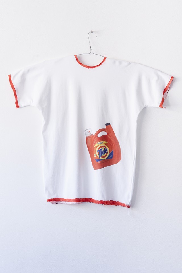 silicone t-shirt designed by artists