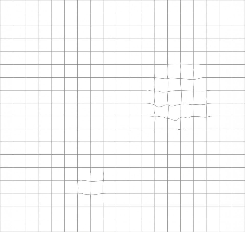 drawing tiles distortion