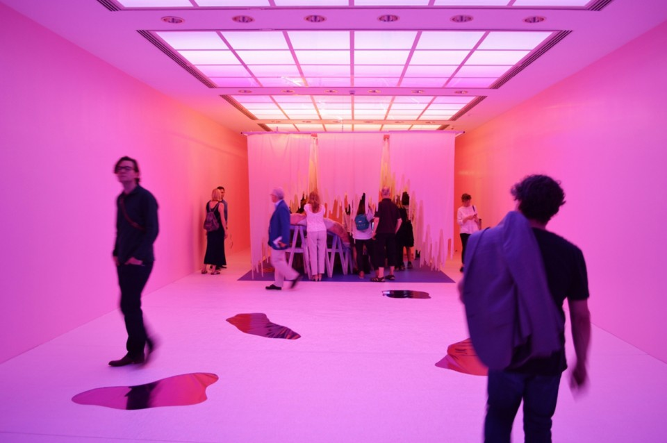 sculpture installation scenography