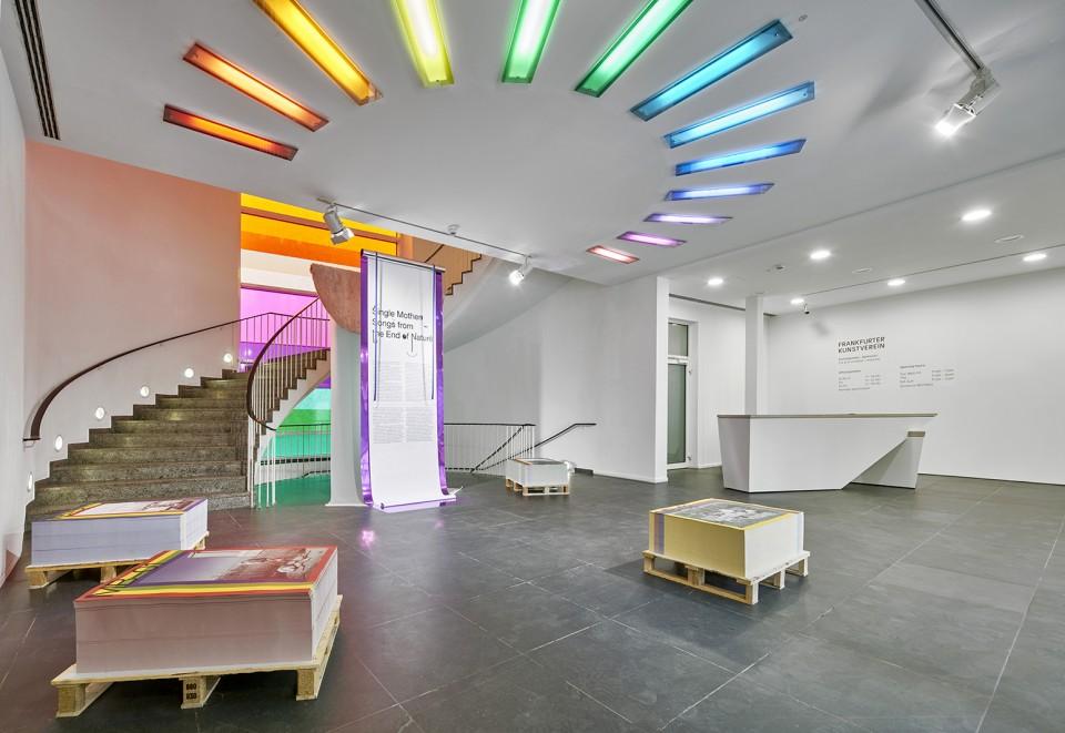 sculpture installation architecture