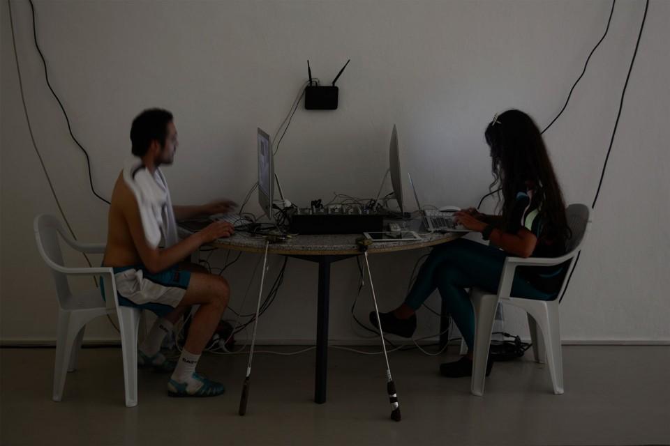 process live installation radio